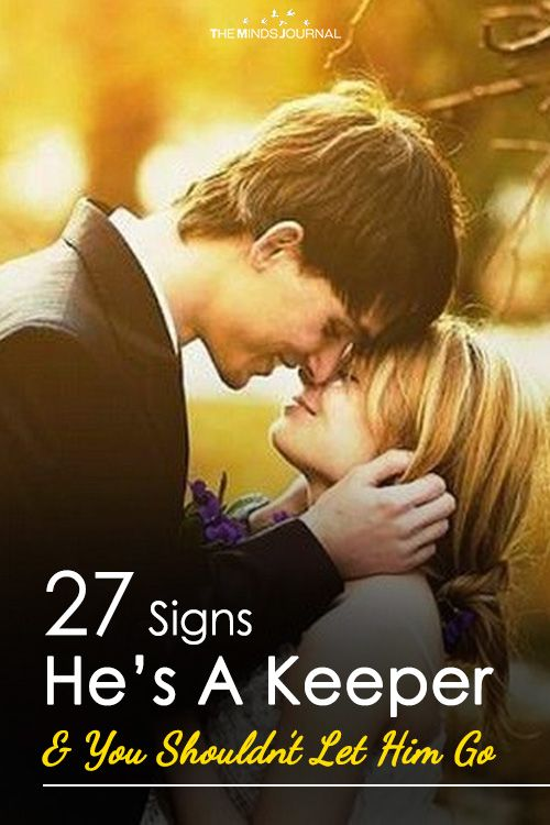 what is a keeper in relationships