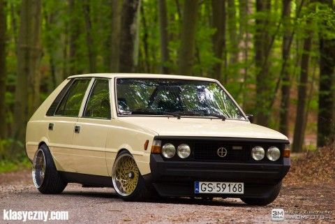 Polonez fso low