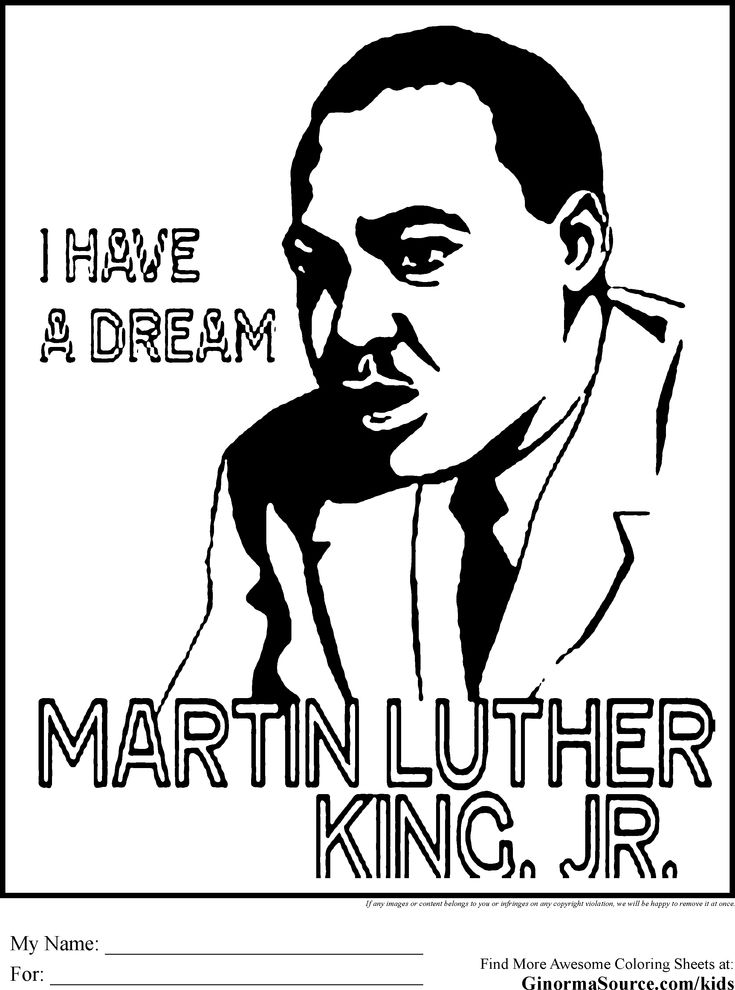Black History Coloring Page King Coloring Pages