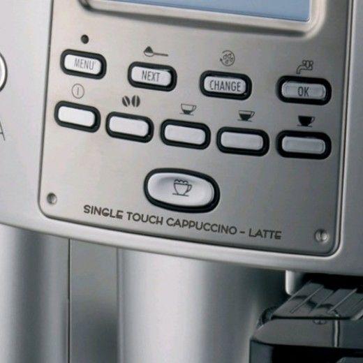 delonghi ec702 15barpump espresso maker calphalon tri ply stainless