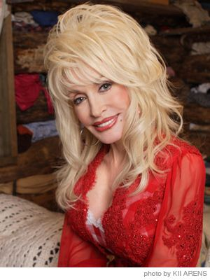 Dolly Parton (love her voice and her honesty is so refreshing)