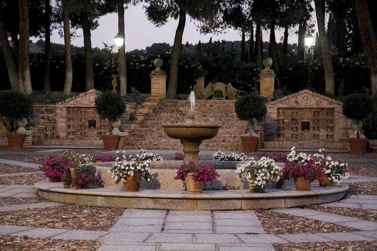 Espacios mágicos para celebrar tu boda en #Toledo @click