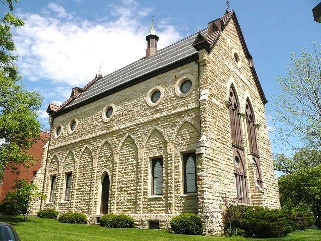 Beloit College, Beloit, Wisconsin, Anthropology Museum I by lalobamfw, via Flickr BELOIT - BE (in) It