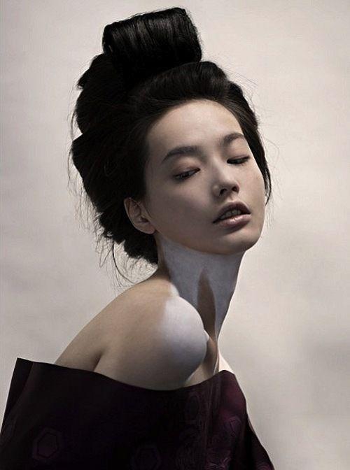 Li Wei for STYLE ZEITGEIST byChristos Karantzolas