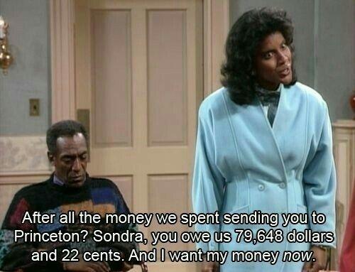Phylicia Rashad~ Clair Huxtable, Cosby Show