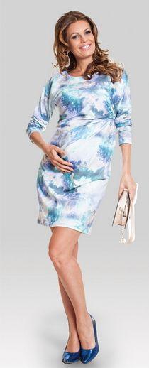 Blue sky платье для беременных в интернет-магазине happymam.ru