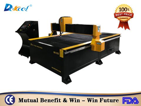 DEKCEL CNC®100A Plasma Cutting 0-15mm Steel Machine For Sale - DEKCELCNC® plasma cutting machine-plasma cutter for sale - Jinan Dekcel Cnc Equipement Co,.Ltd