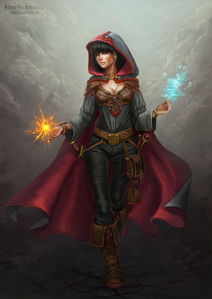 female magi
