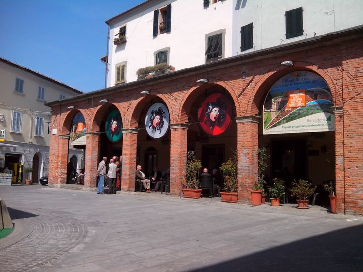Peccioli in Alta Valdera, Toscana #valdera #tuscany #pisa