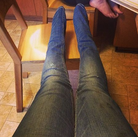 …or else this happens. | 30 Awkward Moments Every Short Girl Understands