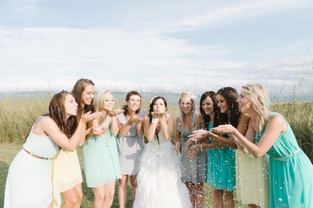 Pastel Protea South African Wedding   Yolande Marx #wedding #protea