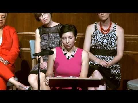 Debi Jackson, Mother Of Transgender Child, Gives Moving Speech