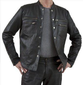 Men Leather Shirt, MEN CASUAL Shirts, MENS SHIRT, LEATHER SHIRT/JACKET