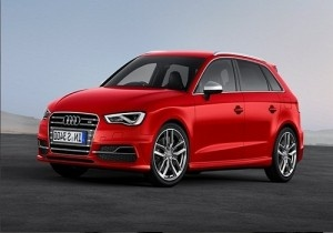 New audi s3 2013 sportback unveiling at Geneva auto show.Latest audi sportback 2013 travels 100 km/h in 5 sec.Approx price for new audi s3 2013 is 49000 $.