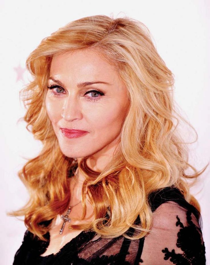Madonna, fiel usuaria de productos del Dr Perricone.