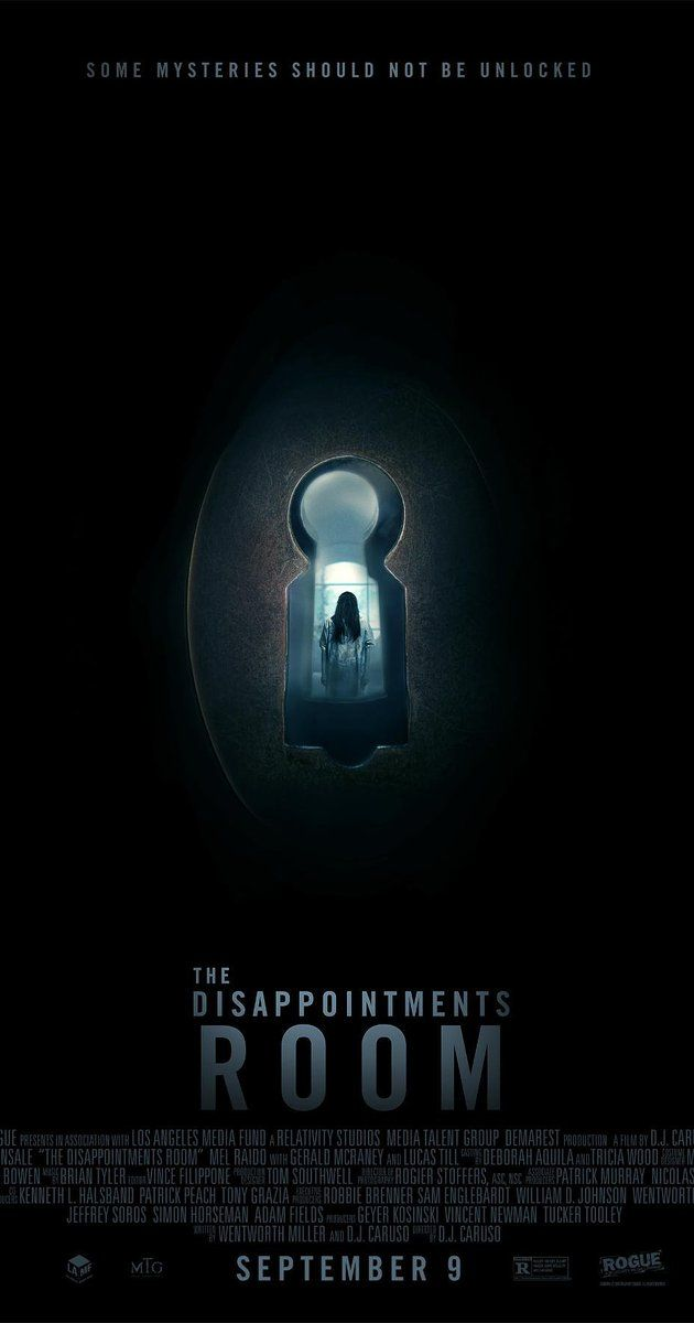 Directed by D.J. Caruso.  With Kate Beckinsale, Lucas Till, Michaela Conlin, Michael Landes. A mother and her young son release unimaginable horrors from the attic of their rural dream home.
