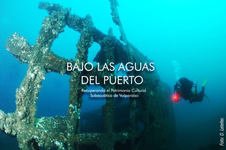La bahía de valparaíso, contiene un significativo Patrimonio Cultural Subacuático (PCS), conformado por más de un centenar de naufragios conocidos, restos de infraestructura portuaria y otros elementos históricamente relevantes que han sido objeto de un importante esfuerzo de investigación durante la última década.