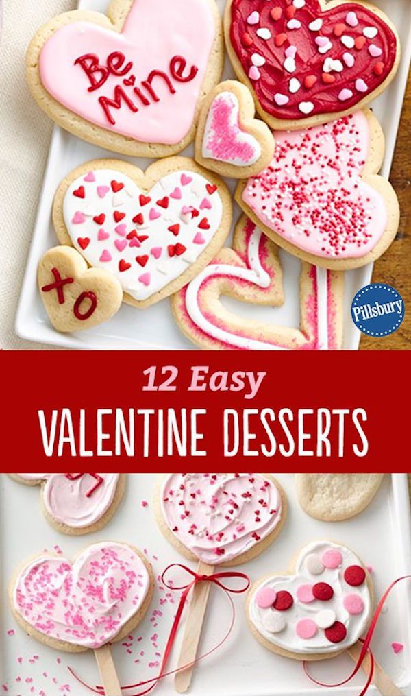20 best Valentine\'s Day images on Pinterest | Valentines, Pastries ...