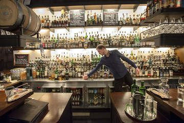 Melbourne's hidden and underground bars and restaurants