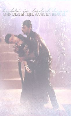 Tu Lage Mujhe Pehli Baarish ki Dua. #Rudra #Paro #PaRud   I think I just died with all the feels in this scene!