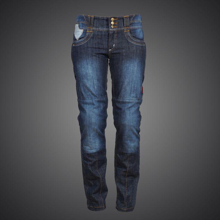 4SR Kevlar Jeans Lady Blue