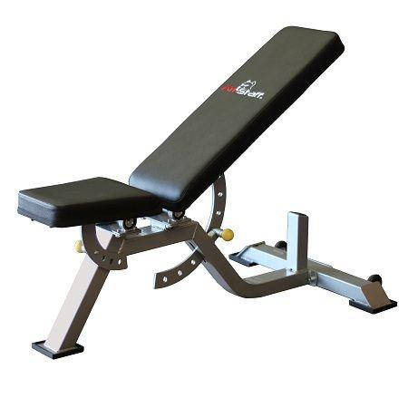 amstaff fitness df1323 multifunctional press bench