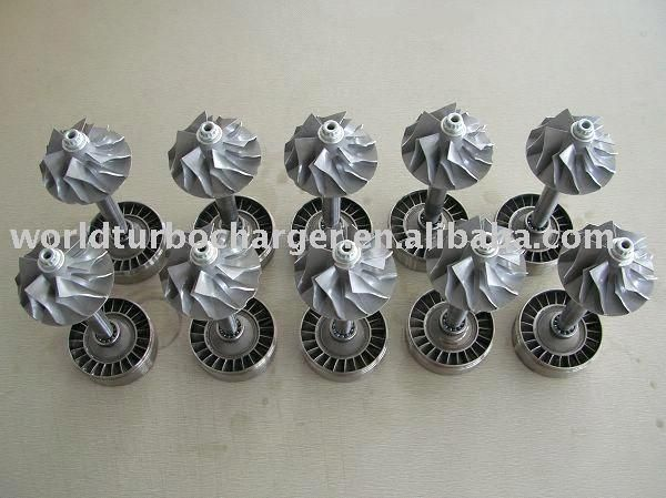 turbine models with ball bearings and all