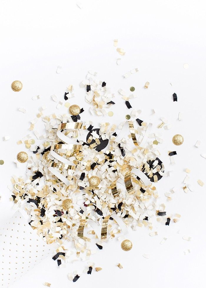Styled Stock Photography | white, & gold confetti party image | Styled Stock Photography for creative business owners. White, & gold confetti image by SCstockshop Join the mailing list and get free styled stock images to your inbox every month: http://shaycochrane.com/sc-insider/