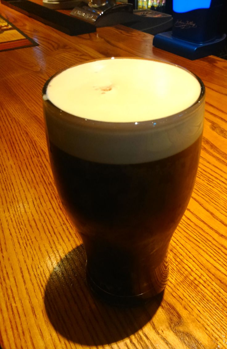 A lovely pint of the Black Stuff inside Brewers' Fayre at Birmingham Great Park, Rubery.