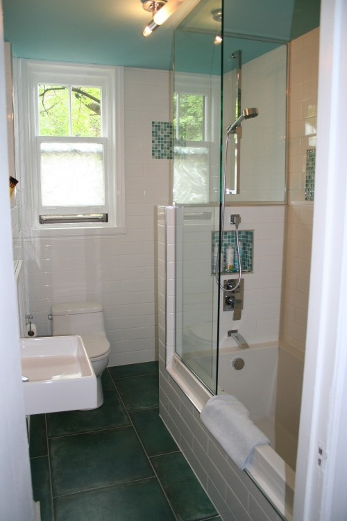 124 best small bathroom ideas images on pinterest bathroom ideas small bathrooms and room