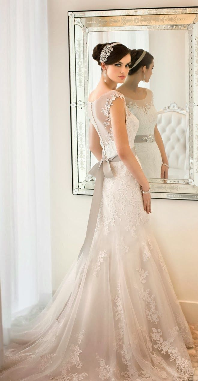 25 best Essence of Australia Wedding Gown Spring 2014 images on ...