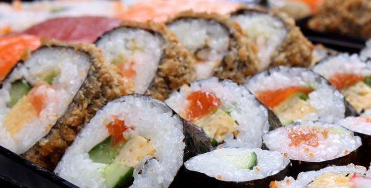 Sushi Kochkurs in Dresden-Altstadt #Kochkurse #Kochschule #erlebniskochen