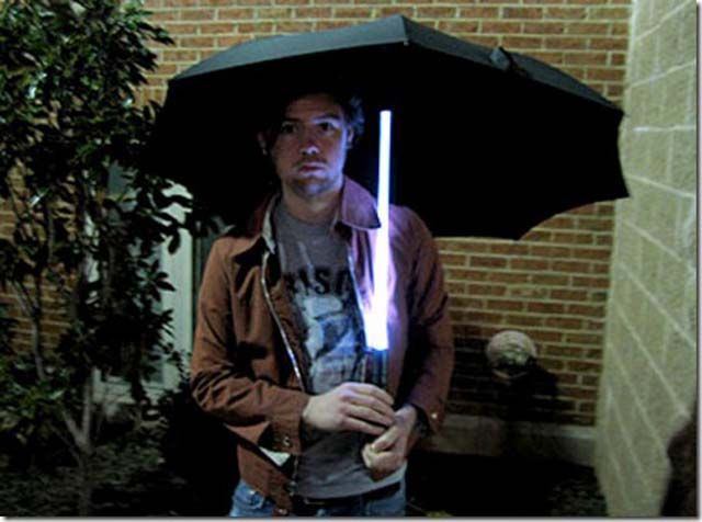 lightsaber umbrellaGeek Stuff, Lightsaber Umbrellas, Led Umbrellas, Stars Wars, Dark Side, Blade Runners, Nerd Awesome, Nerdy Things, Lights Saber