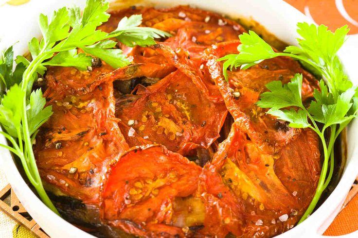 Tian - zapiekanka prowansalska. #pomidory #cukinia #ziemniaki #smacznastrona #tesco #przepisy #przepis