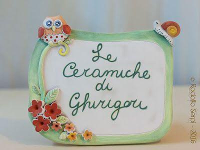 The Creative Art - Cagliari: Le Interviste: Cintia Orrù - Ceramiche e Filigrana, le novità di GhirigoriGlass.