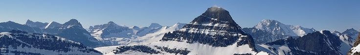 make noise and have bear spray accessible. Glacier is home to grizzly and black bears.