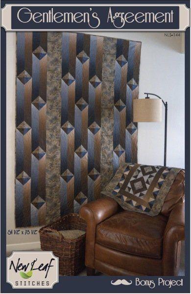 Gentleman, Geometric designs and Quilt on Pinterest