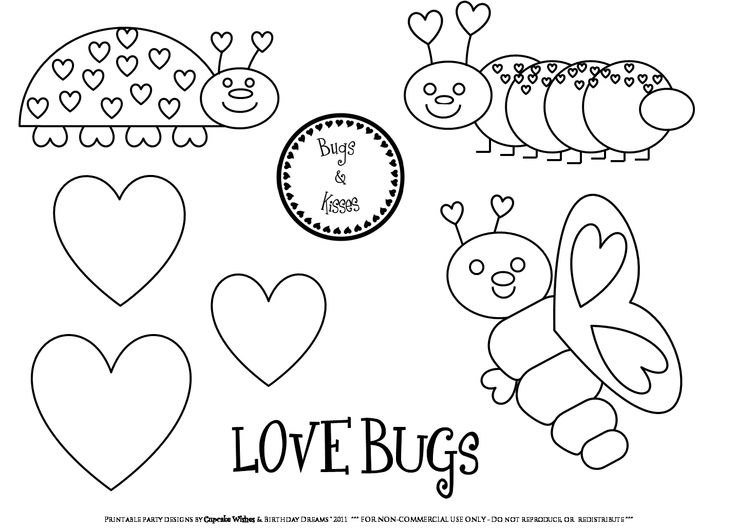 111 best valintines colorimg pages images on Pinterest Coloring - new love heart coloring pages to print