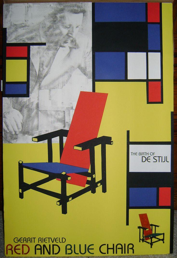 Poster design resources - Great Examples Of De Stijl Glazefolio Design Blog Glazefolio Design Blog Graphic Design Resources De Stijl Pinterest De Stijl