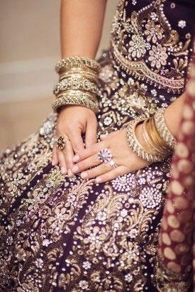 Islamic Nikah Bridal Attire