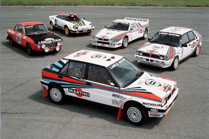 Ahead of Rally d'Italia Sardegna, we look at the Italian marque's iconic back catalogue.