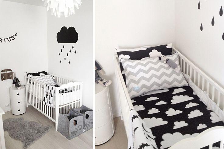Voor straks in zijn bedje ssst stylebymybe babyboy nynke pinterest met black and black - Kamer decoratie jongen jaar oud ...