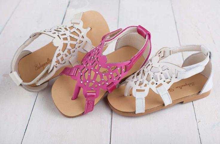 BABYWALKER luxury sandals SS2014 #babywalker #babyshoes #kidsshoes #FASHION #babyfashion #kidsfashion #baptism #vaptistika