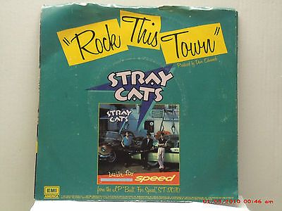 Rock This Town Stray Cats