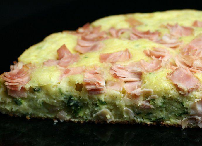 Pastel de calabacín para #Mycook http://www.mycook.es/cocina/receta/pastel-de-calabacin