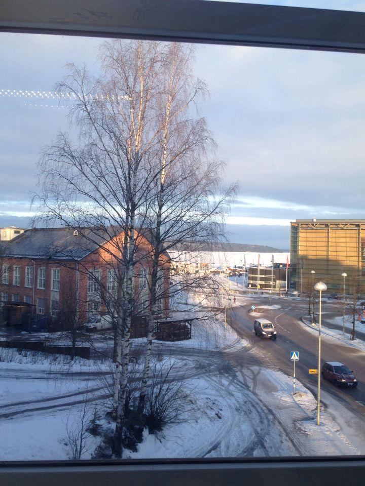 Lahti - Vesijärvenkatu - Sibeliustalo