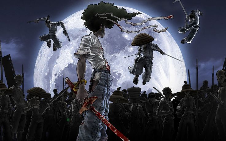 Expect hack 'n' slash action as new Afro Samurai game announced for PC, consoles - Lightning Gaming News