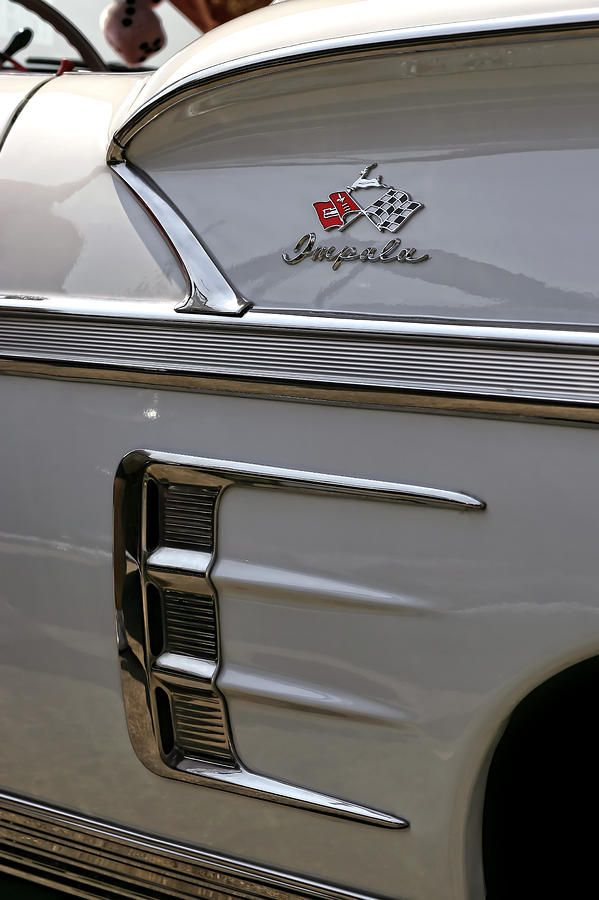 1958 Chevrolet Impala - By Gordon Dean II