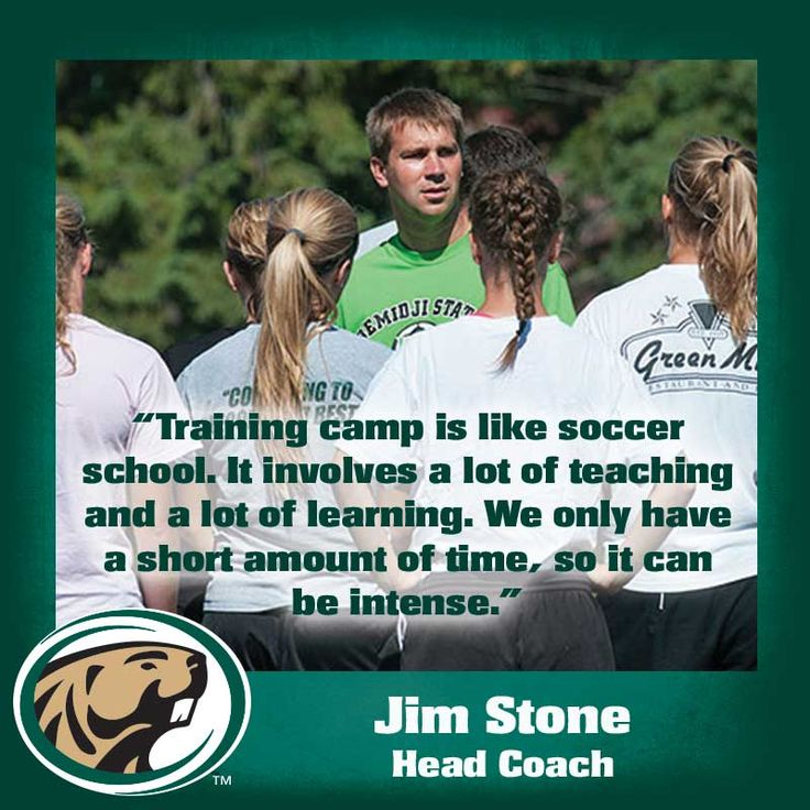 The first two training sessions of the 2014 Bemidji State soccer training camp are in the books. Here's head coach Jim Stone's outlook on camp.