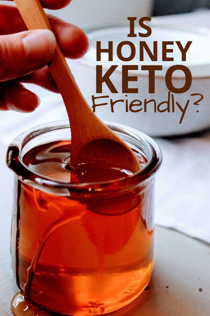 can diabetic on keto diet use honey